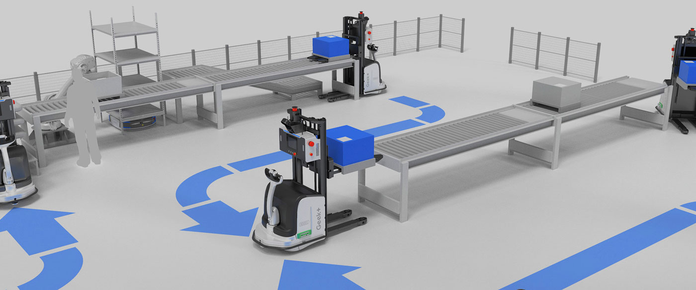 Production line transfer
