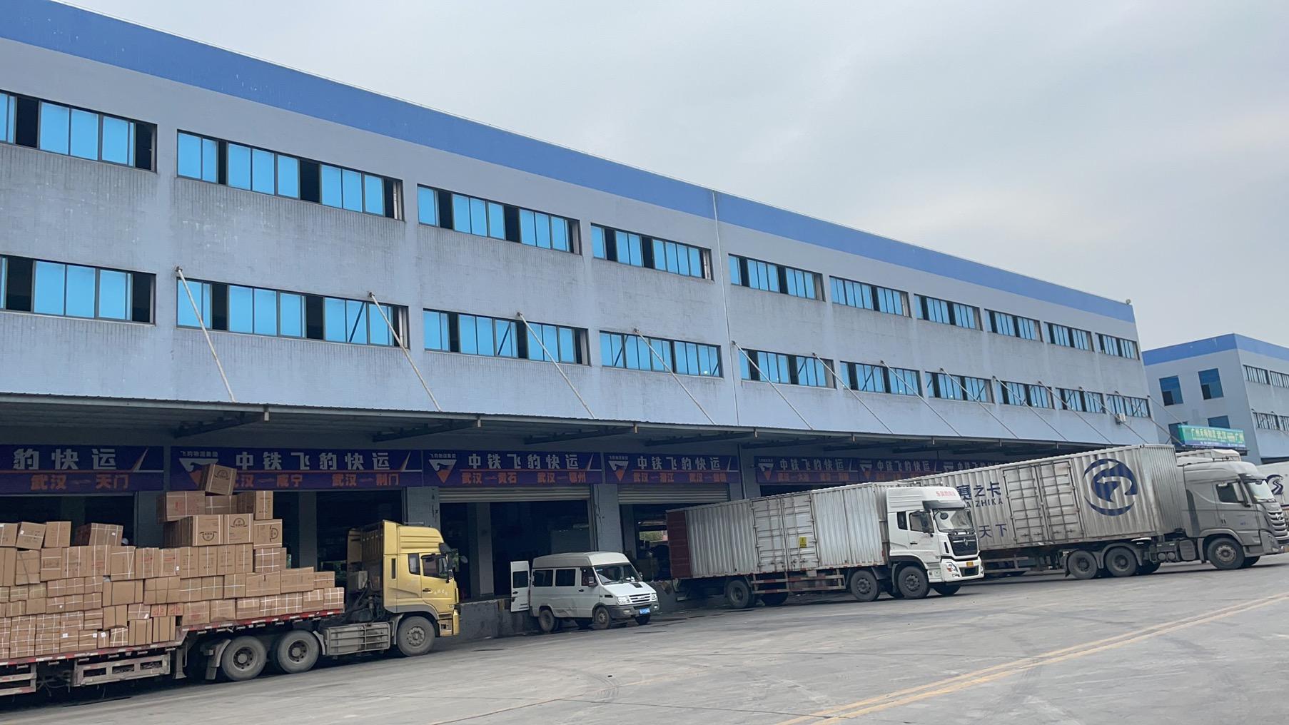 武汉仓位于湖北省武汉东西湖区,占地面积5000㎡